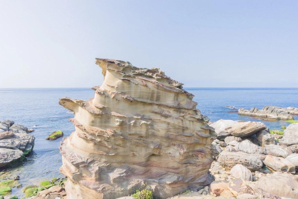 南雅竹筍岩