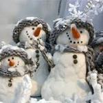 Як прикрасити свій двір взимку. Цікаві ідеї.