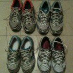 My Tried And True Running Shoes