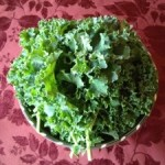 What I Ate Wednesday: Kale Chips