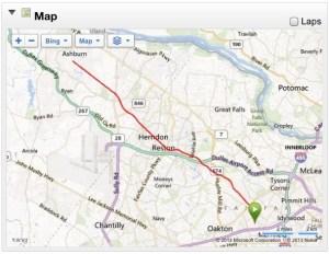Garmin Map Vienna To Ashburn