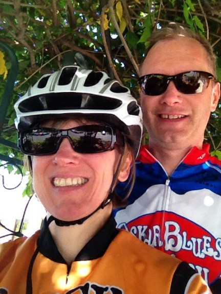 Cycling From Shirlington To Leesburg