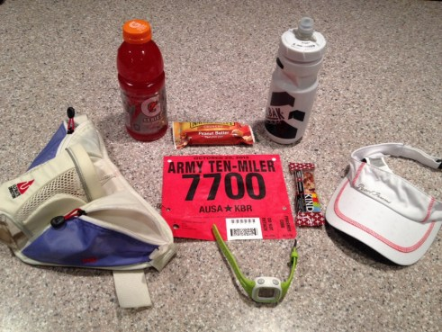 2013 Army Ten Miler Recap