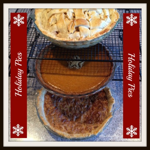 holiday pies