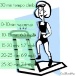 30 Minute Treadmill Workouts