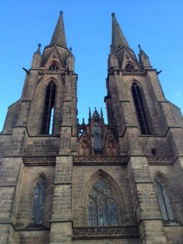 Sightseeing in Marburg