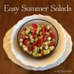 Recipes For Three Easy Summer Salads