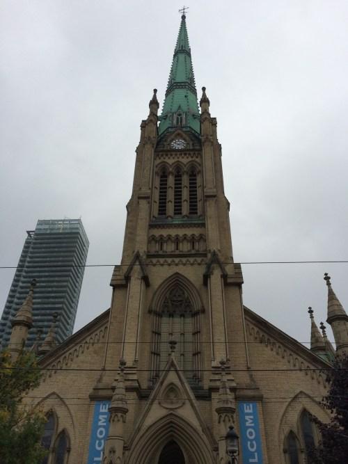 Touring Toronto