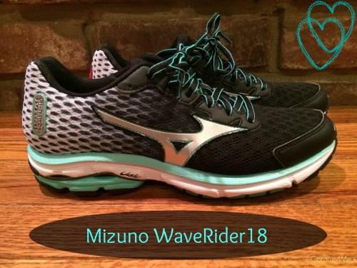 Mizuno WaveRider 18
