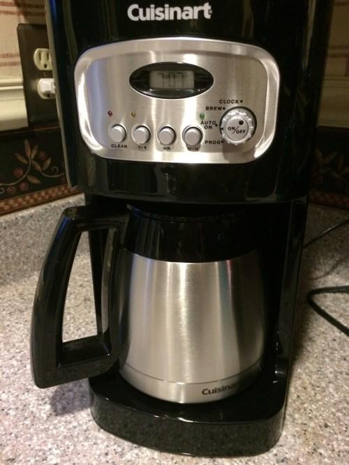Cuisinart Coffee Maker Reviews