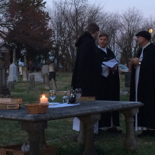 St Paul's Easter Sunrise Service