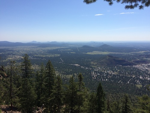 Elden Lookout Trail