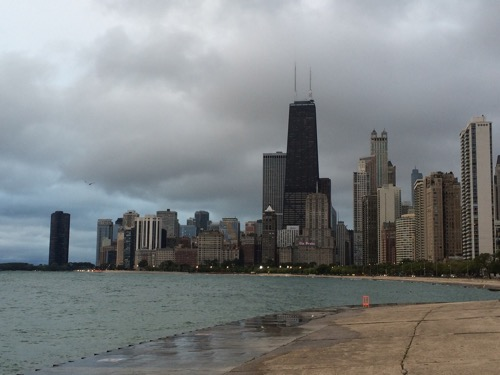 Chicago Lakefront Long Run