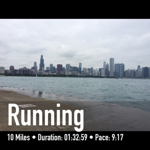 Chicago Lakefront Run