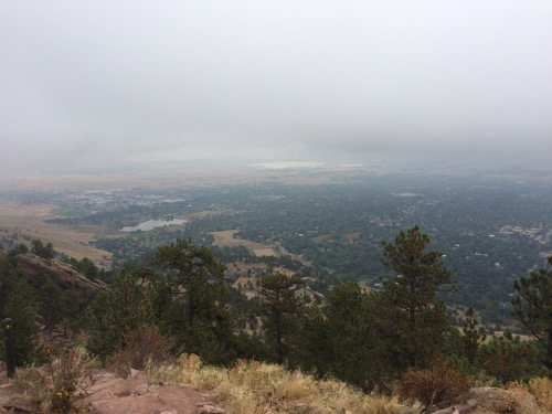 Mount Sanitas View