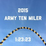 2015 Army Ten Miler Recap