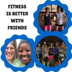 Fitness Is Better With Friends