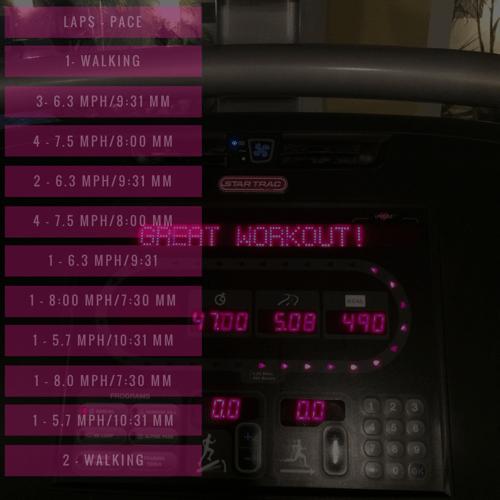 Downtown Miami Treadmill Workout