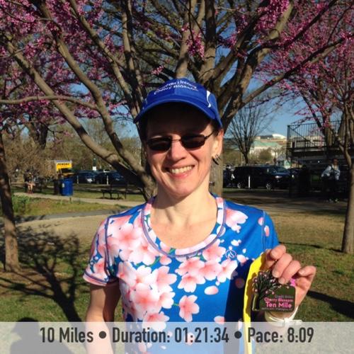 2017 Cherry Blossom Race Recap