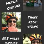 2017 Reston Metric Century Ride Recap