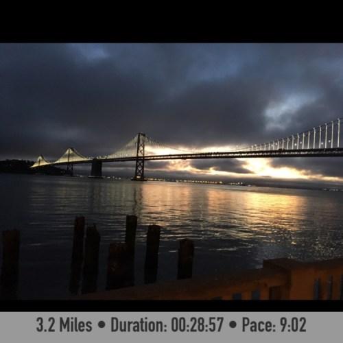 San Francisco Bay Bridge Run