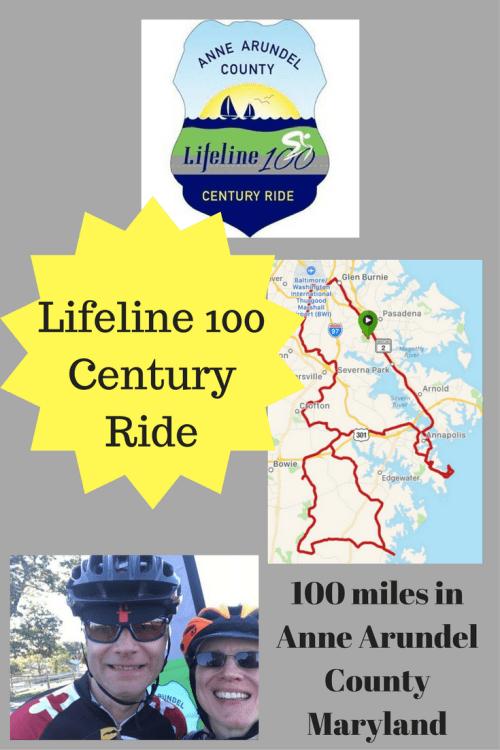 Lifeline 100 Century Ride Recap
