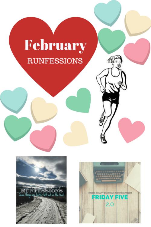 February Runfessions