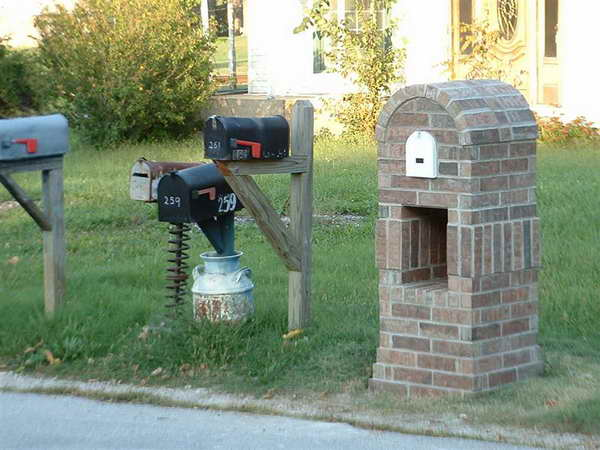 mailbox installtion handyman near you Got a Hand