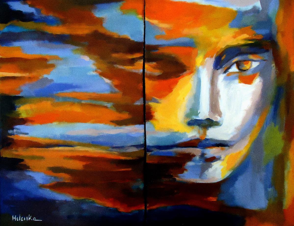 Drifting Into A Dream By Helenka Wierzbicki