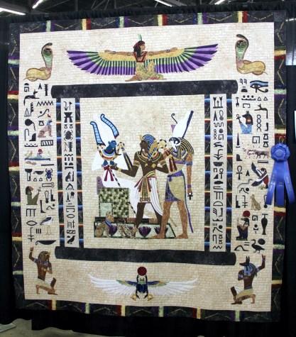 Georgia Spaulding Pierce - Judgment of Osiris