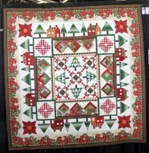 Susan Allotto - Christmas Sampler