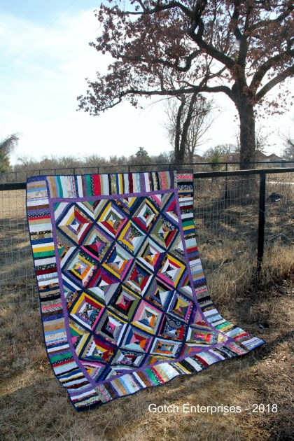 Strip Tease Quilt