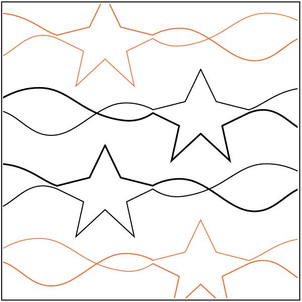 Edge to Edge Patterns