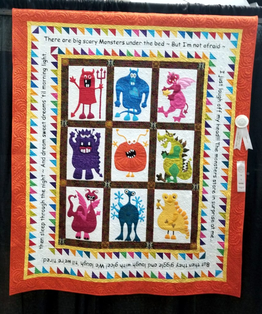Creative Quilters 2018 15