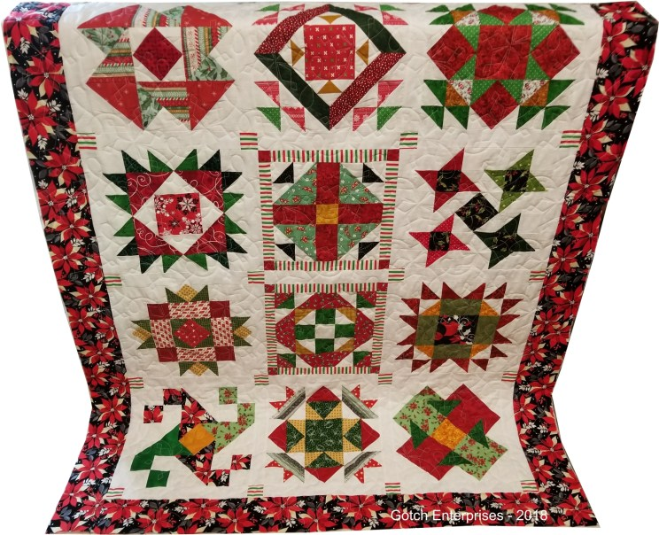 BOM 2018 Country Stitches