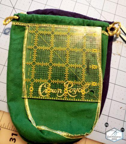 crown Royal Bag