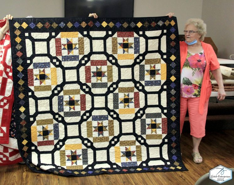 Donna Bardwell Mystery Quilt 19-20