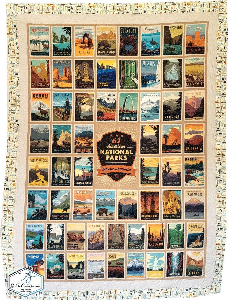 Travel Quilt