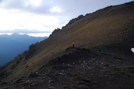 Krista Dancing On Mountains