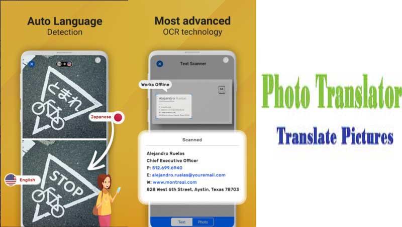 Photo-translator