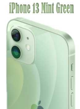 NEW Mint-Green