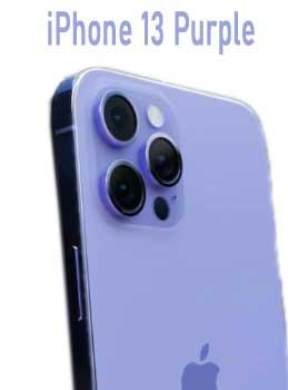 iPhone-13--Purple