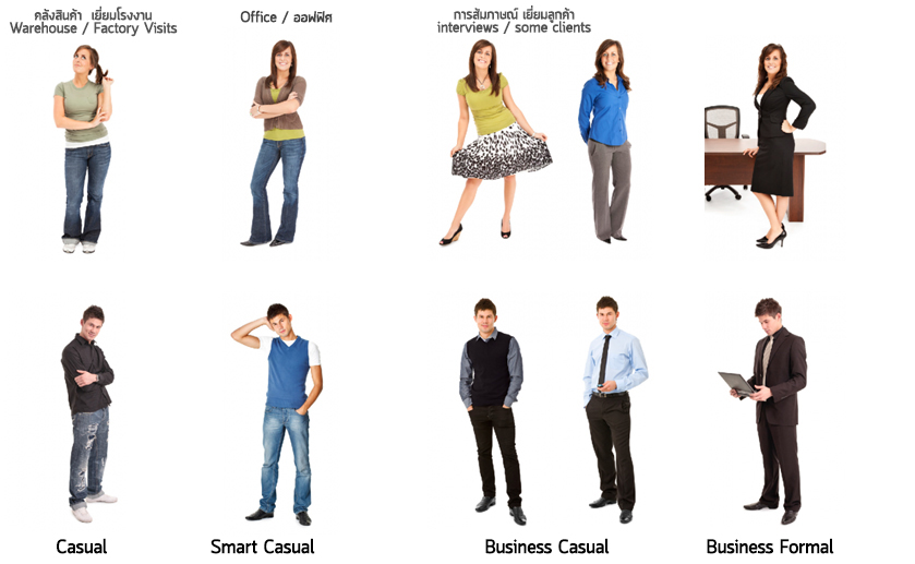 Dress Codes Image