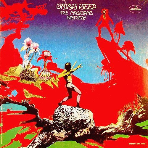 Roger Dean for Uriah Heep