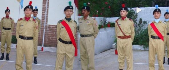 Cadet College Bhurban Admission Entry Test 2021