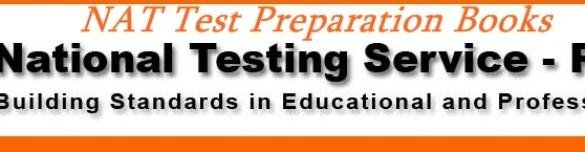 NTS NAT Test Books for Preparation