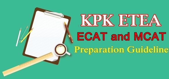 Prepare KPK ETEA MCAT and ECAT Entry Test Online
