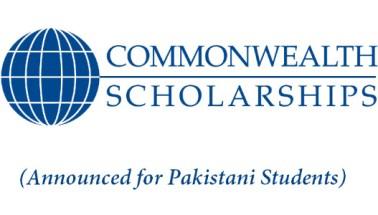 Common Wealth Scholarships in Pakistan 2021