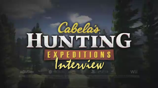 cabelas hunting expeditions wii