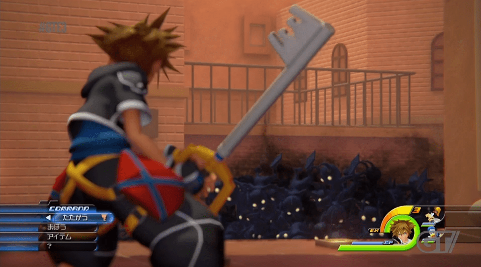 E3 2013 Kingdom Hearts 3 Is Coming To Xbox One GotGame